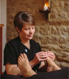 Foot Massage in Huddersfield
