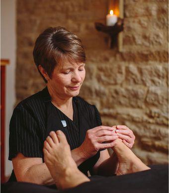 Foot Massage in Huddersfield