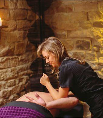 Deep Tissue Massage in Huddersfield