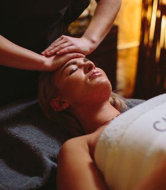 Indian Head Massage in Huddersfield