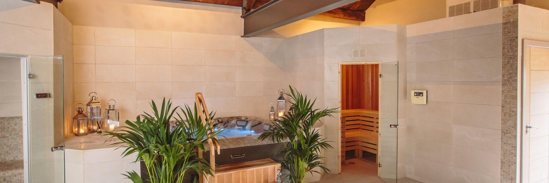 Jacuzzi, Sauna & Steam Room Huddersfield